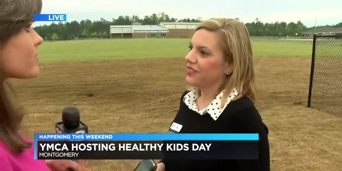YMCA of Greater Montgomery to host Healthy Kids Day