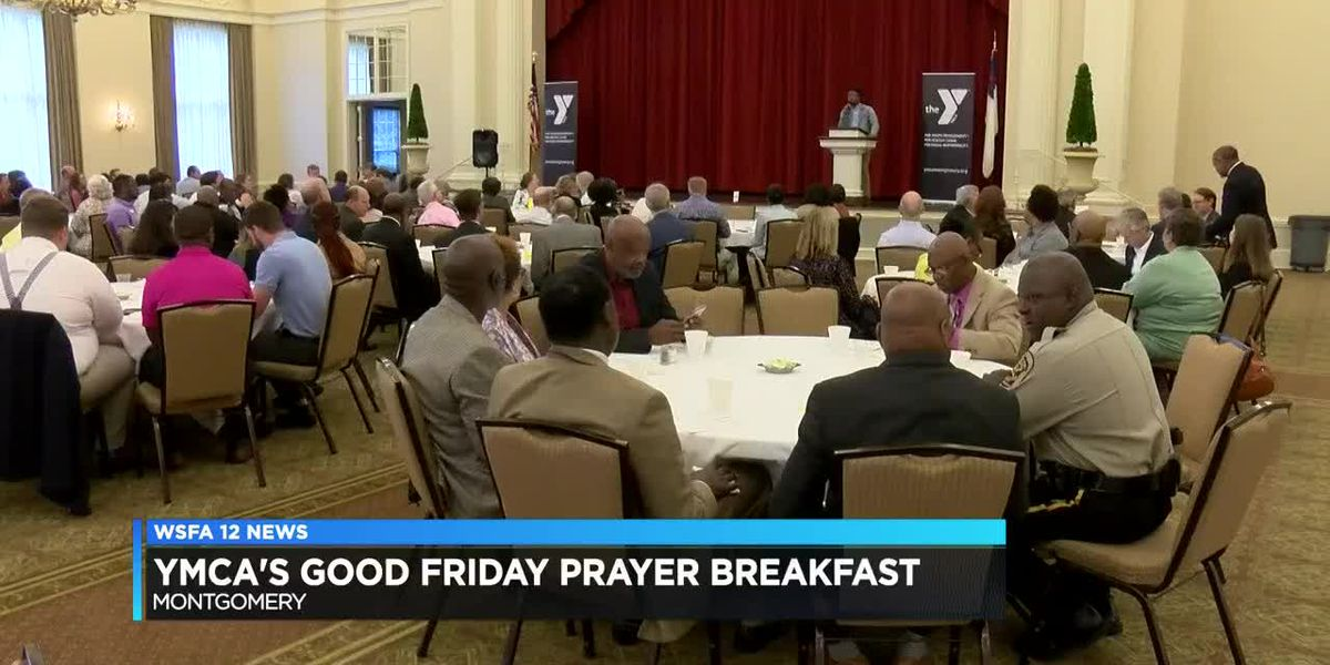 YMCA hosts Good Friday prayer breakfast