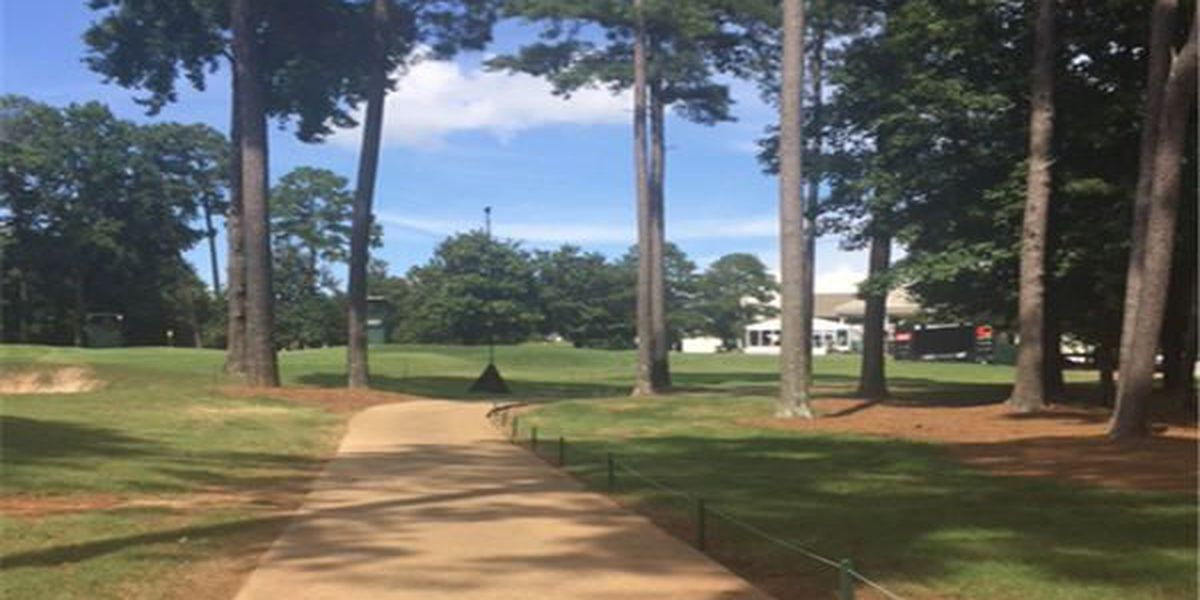 Behind the scenes look at what visitors can expect during the Barbasol Championship