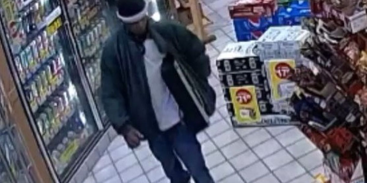 Suspect sought in theft of Montgomery County business' cash drawer
