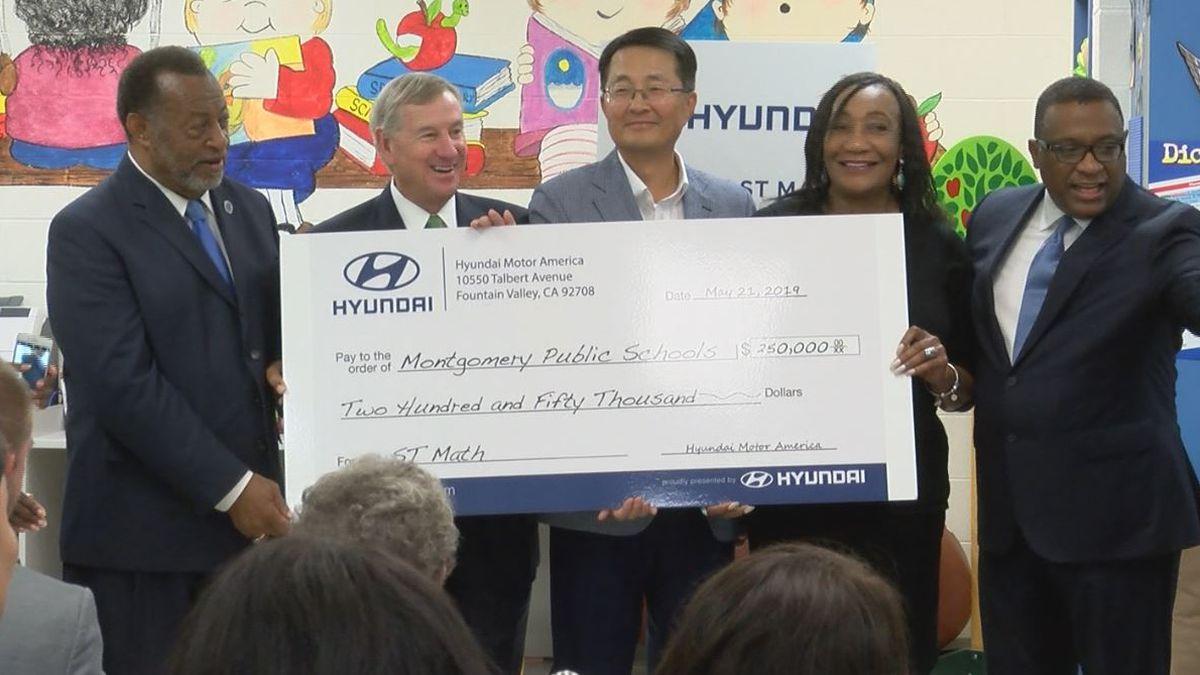 Hyundai donates $250K to MPS for STEM programs
