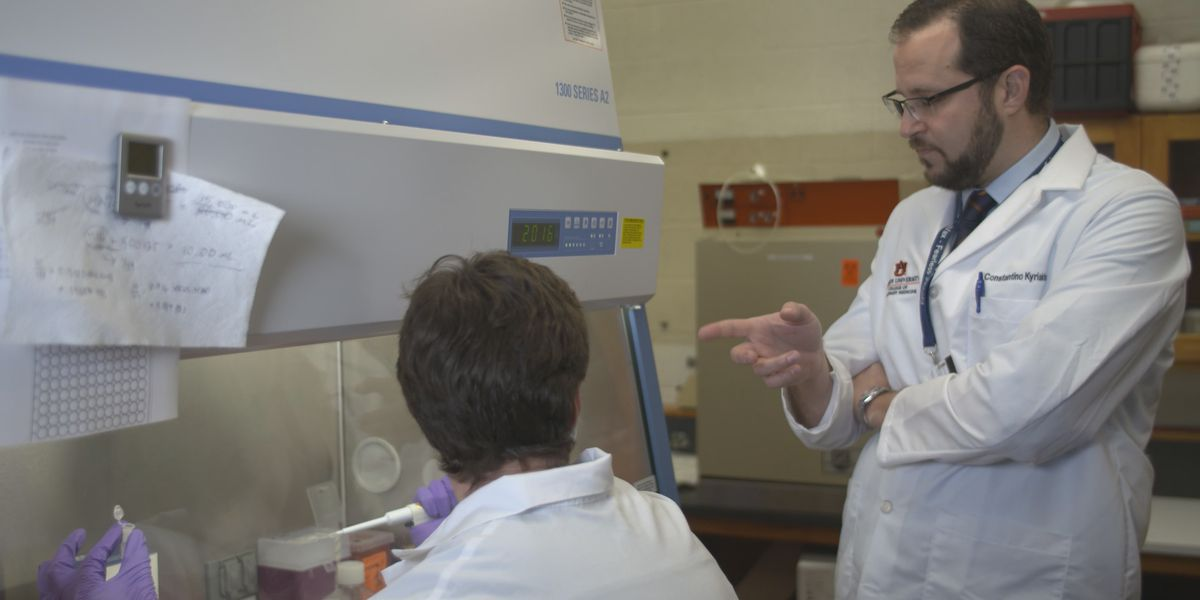 Auburn University virologist involved in vaccine trials discusses timeline, expectations