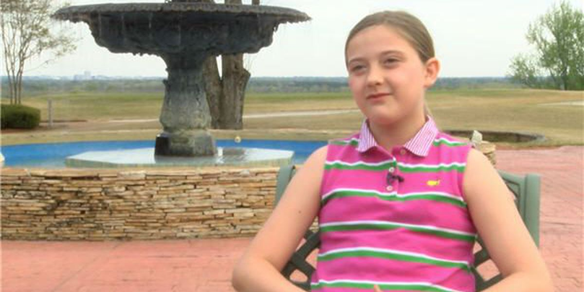 Young Prattville golf star to compete at Augusta National event