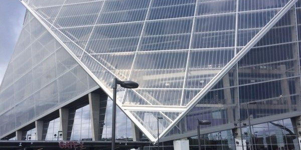 SLIDESHOW: Touring the Mercedes-Benz Stadium