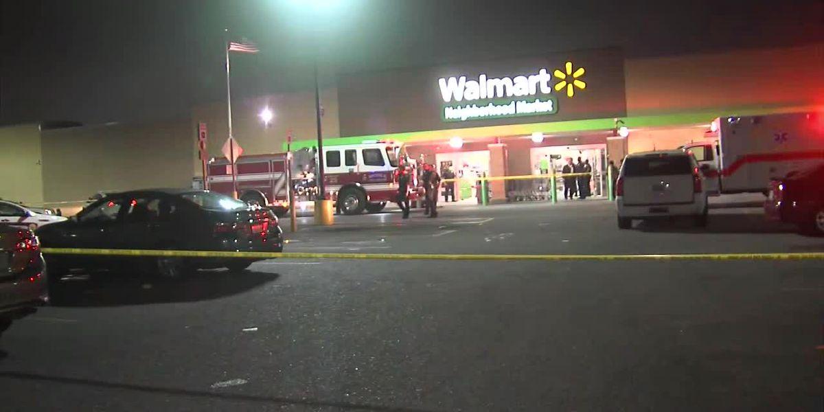 Shootout inside Walmart store in Alabama leaves 2 dead