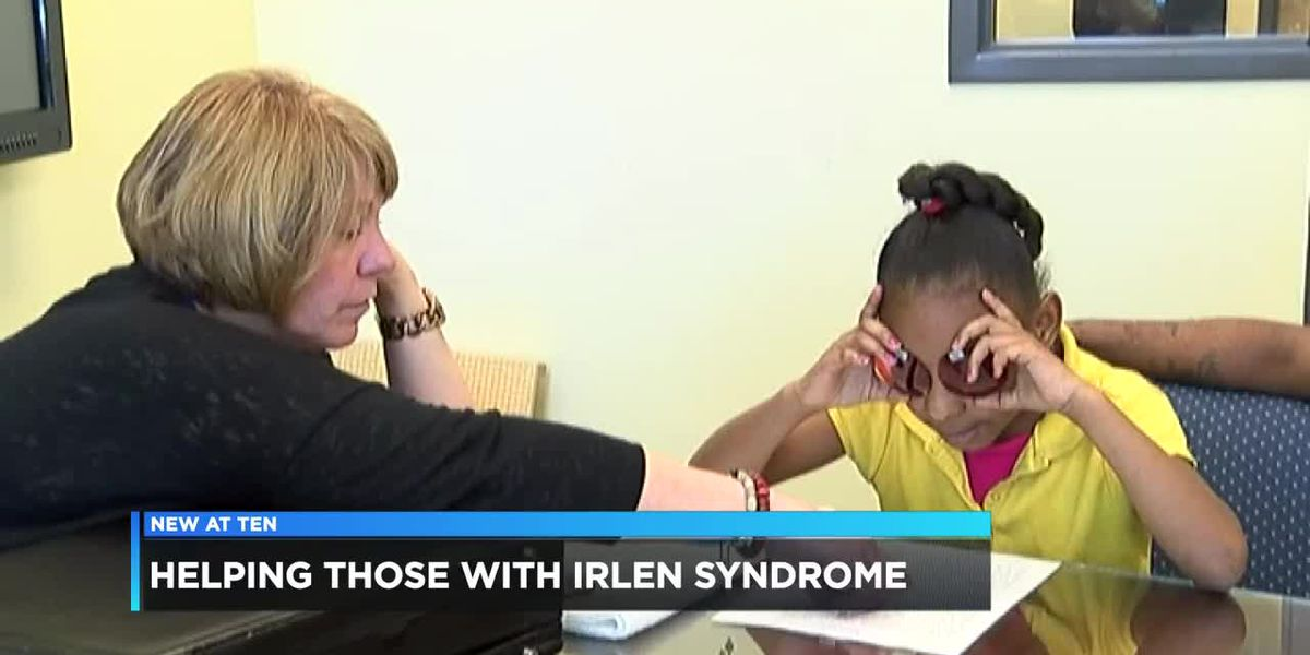 Lions Club works to improve reading skills for students with Irlen Syndrome