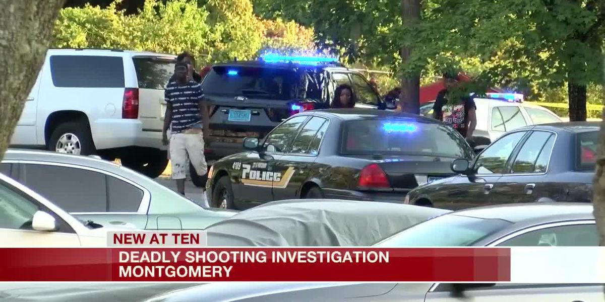 Man dead after shooting in Montgomery