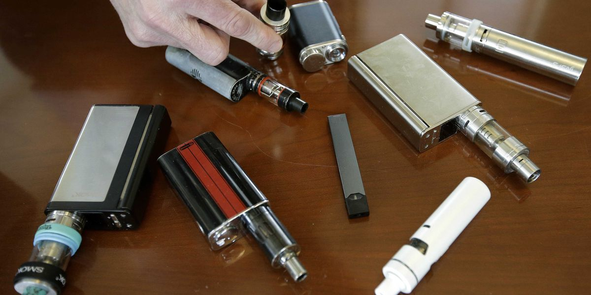 FDA seizes documents from e-cigarette maker in broader crackdown on underage vaping