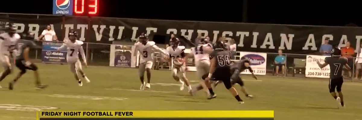 Fever Week 4: Montgomery Academy vs. Prattville Christian