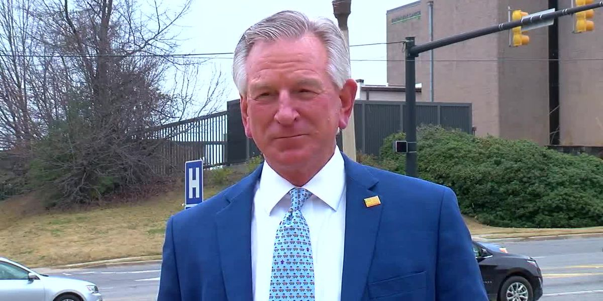 Tuberville wants earnings cap reduction for stimulus checks