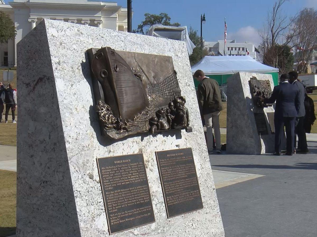 Gov. Kay Ivey unveils Alabama's Bicentennial Park