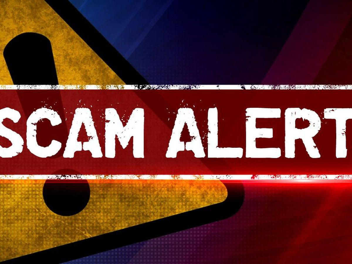 Alabama Attorney General's Office warning of car warranty scams