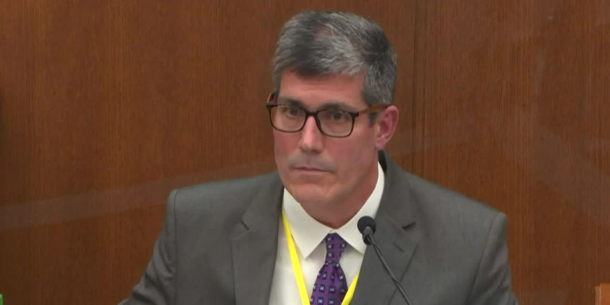 Medical examiner takes the stand in Chauvin's trial