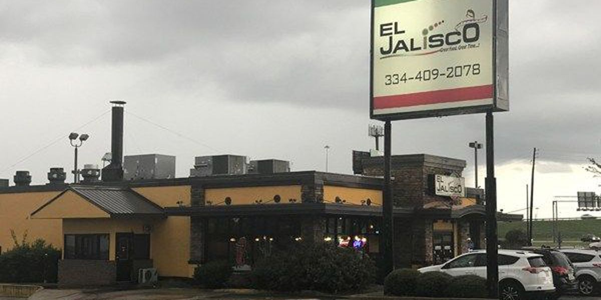 Montgomery Mexican restaurant temporarily shut down after health inspection