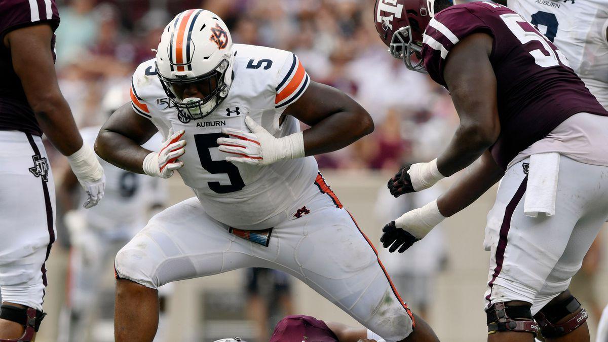 Auburn opens SEC slate with win over TAMU