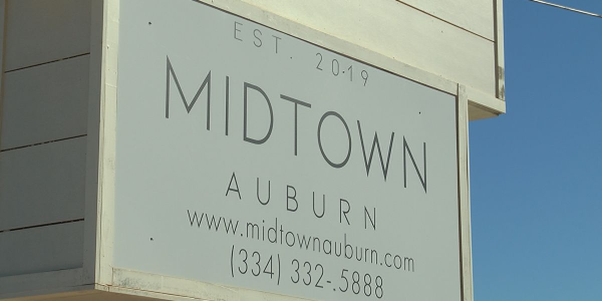 Housing project nearing completion in Auburn