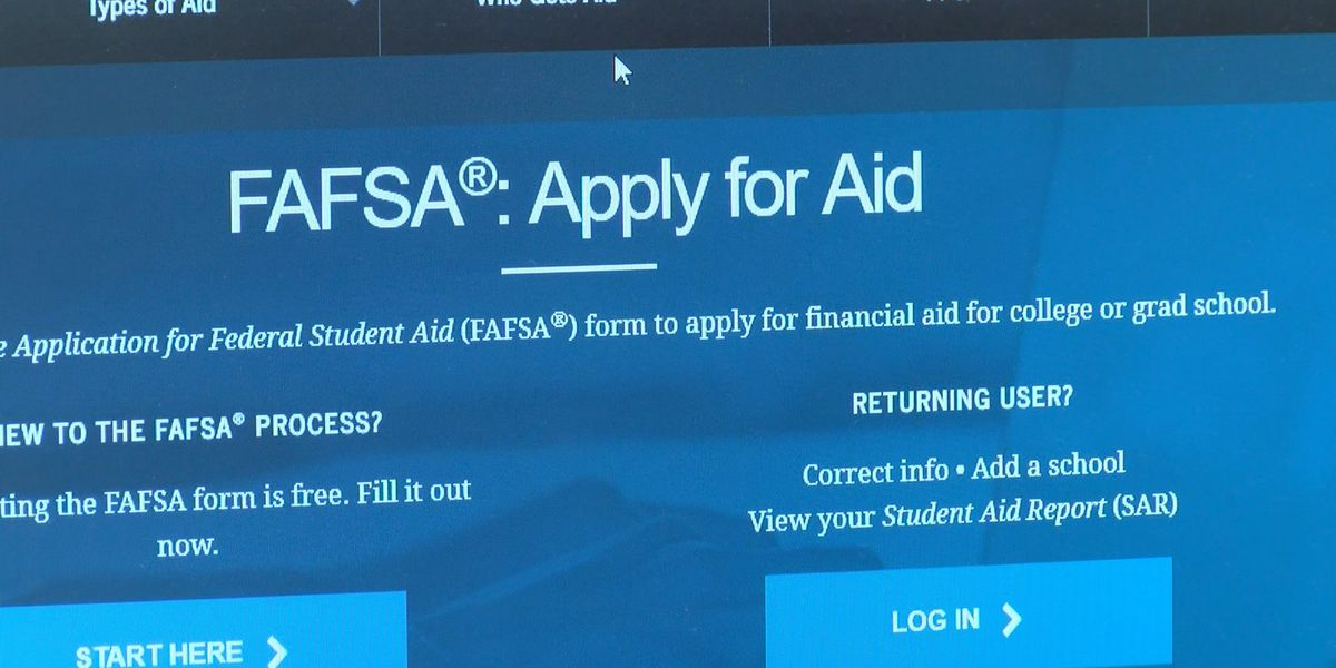 Alabama Possible pushes students to complete FAFSA before March 1 priority deadline