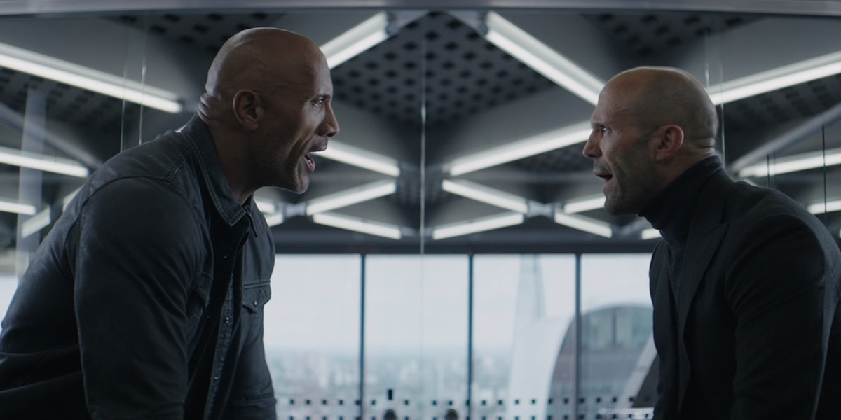 WATCH TRAILER: 'Fast & Furious' presents 'Hobbs & Shaw'
