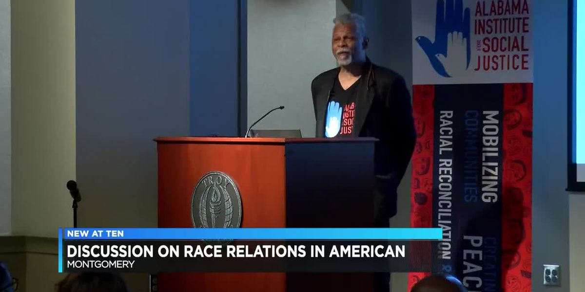 Race relations addressed in Montgomery forum