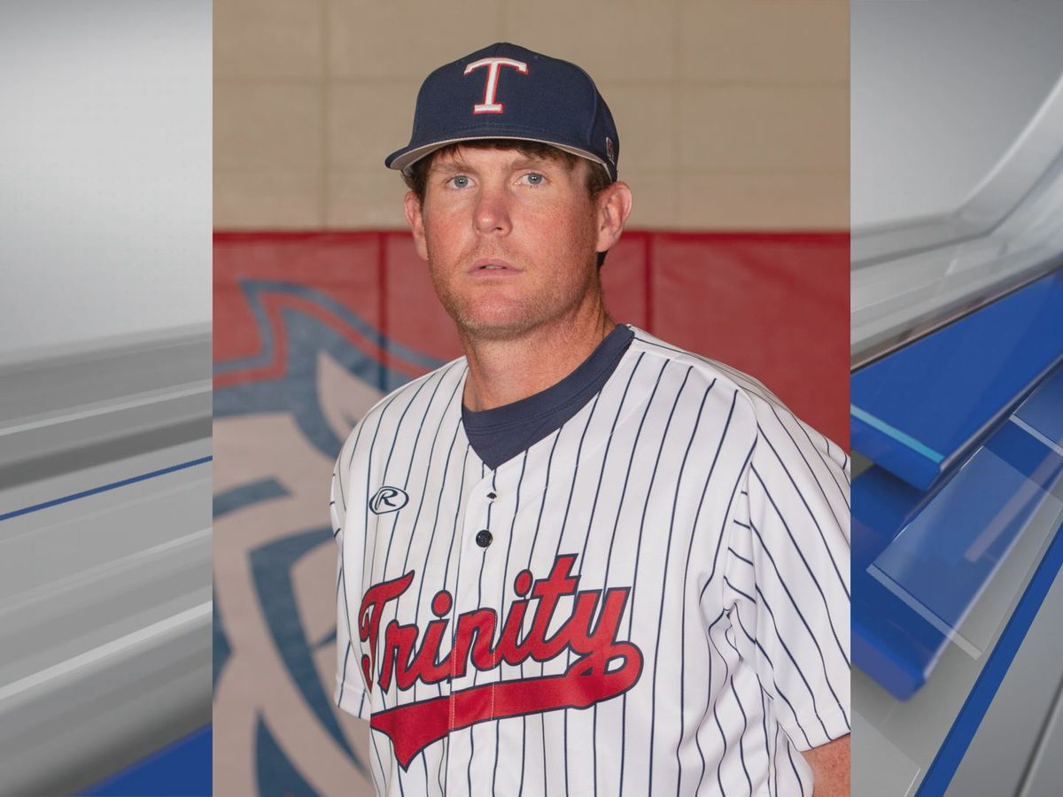 Trinity names new head baseball coach