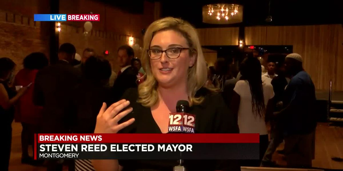 Steven Reed defeats David Woods in Montgomery mayoral election