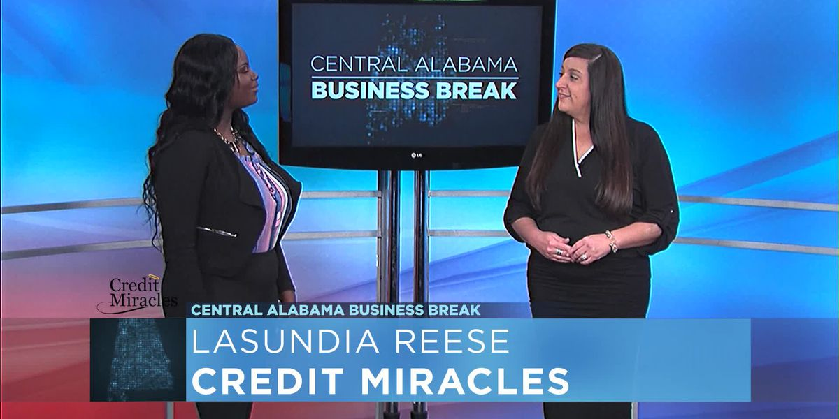 Central Alabama Business Break- Credit Miracles