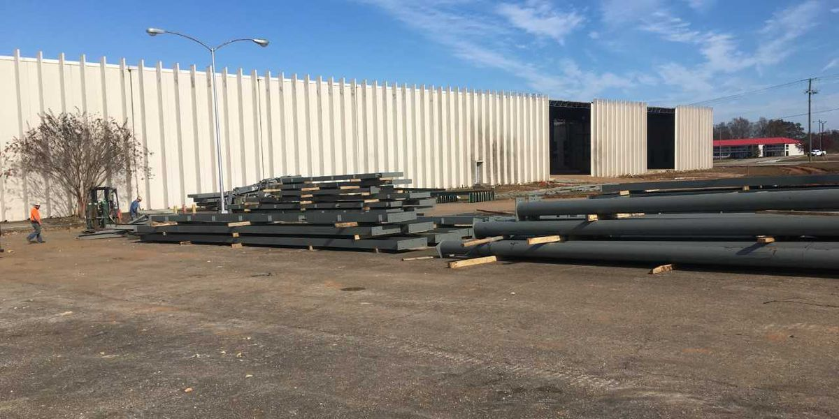 Log deliveries starting at Abbeville Fiber