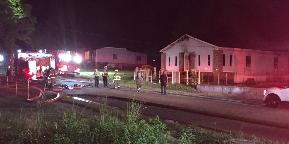 Mother, 2 children die after B'ham house fire; Infant remains in critical condition