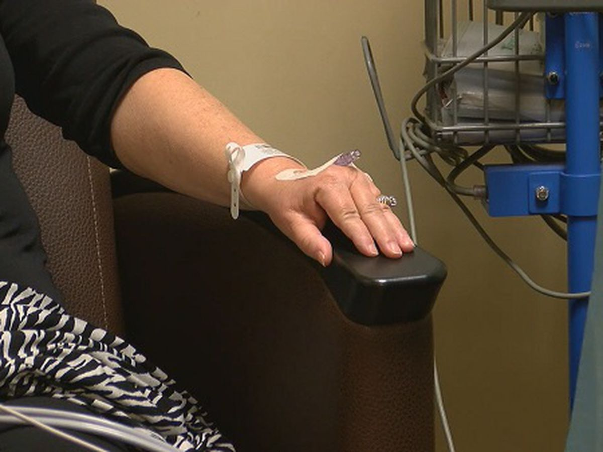 Antibody treatment showing positive results in Montgomery, doctor says
