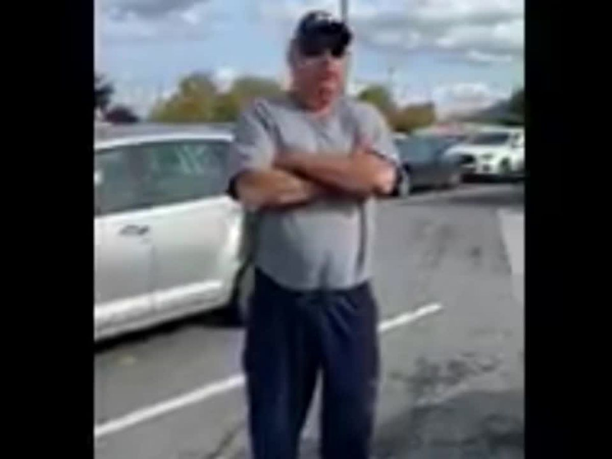 Woman records racist rant in parking lot dispute