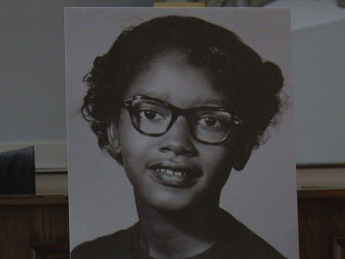 Montgomery mayor seeks to right Claudette Colvin's 'record, legacy'