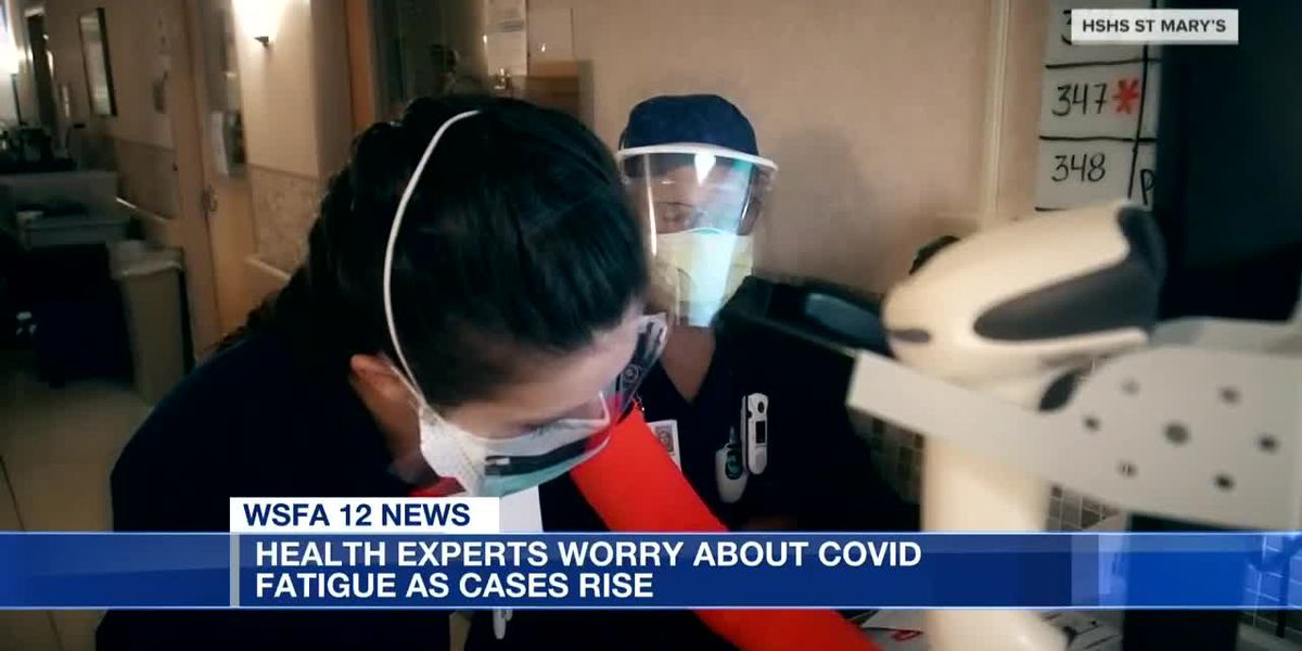 Doctors: 'Pandemic fatigue' may be to blame for surge in coronavirus cases