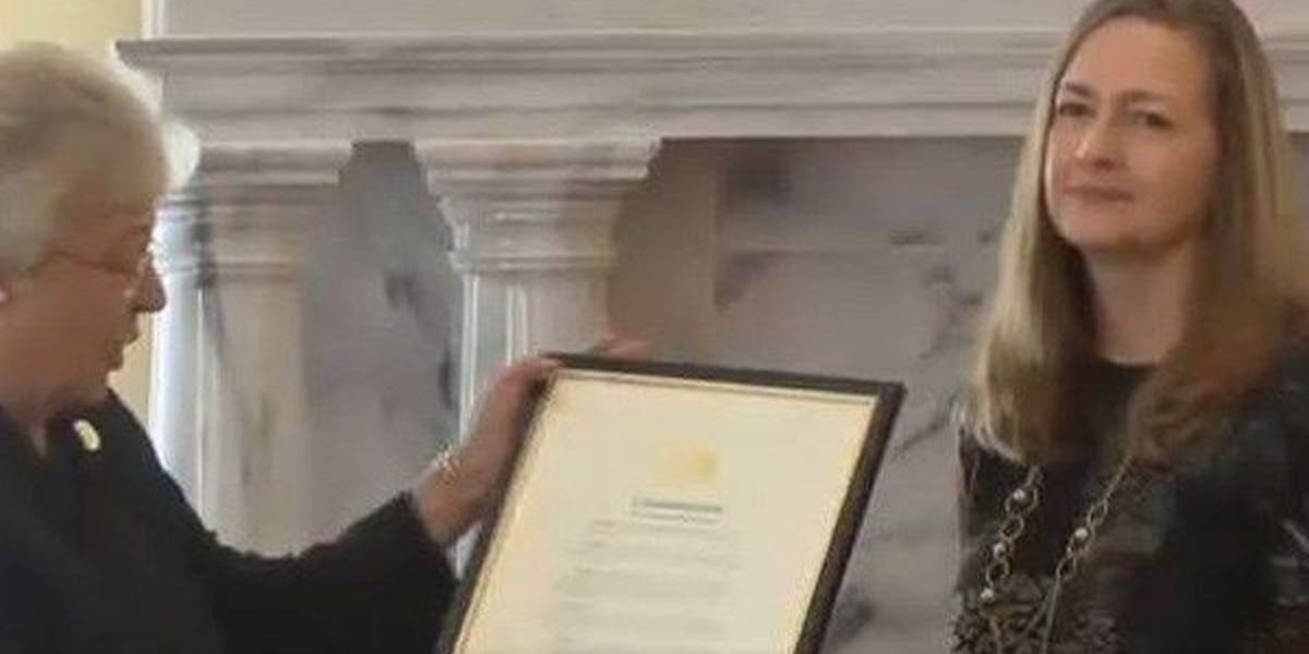 State poet laureate commissioned by Gov. Ivey