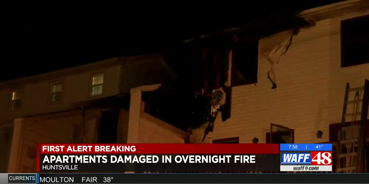 Steeplechase Townhomes Fire