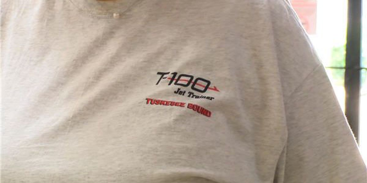 'When We Win' t-shirts show support for T-100 in Tuskegee