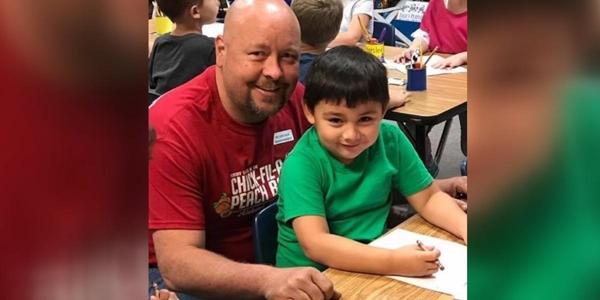 Grandfather remembers grandson, youngest Beauregard tornado victim