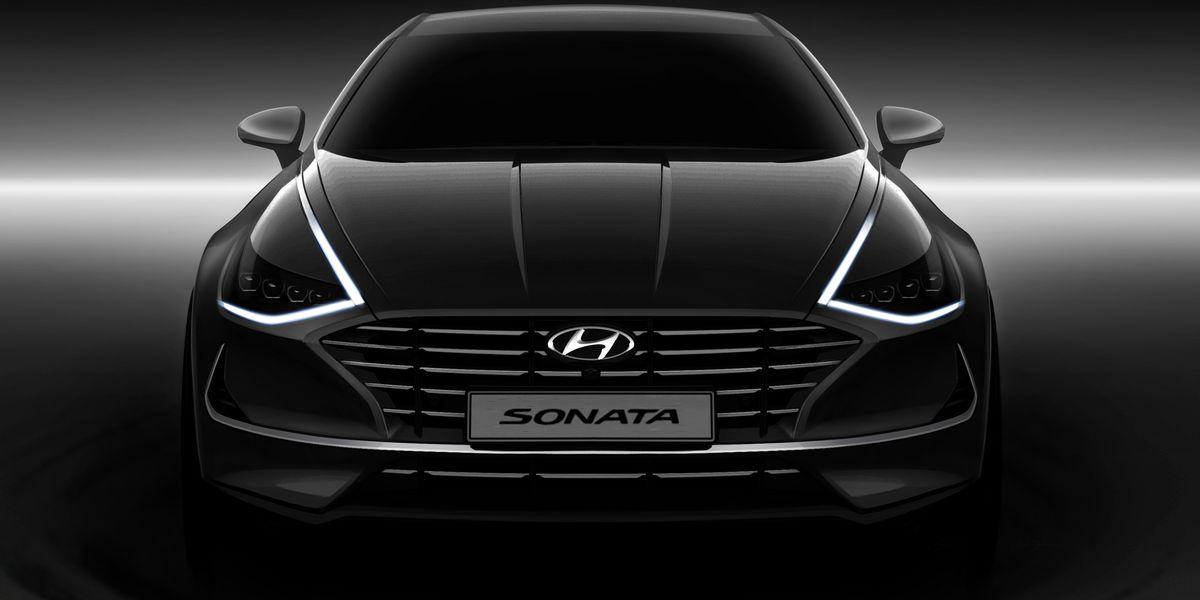 Alabama Built Hyundai Sonata Set For Full Redesign