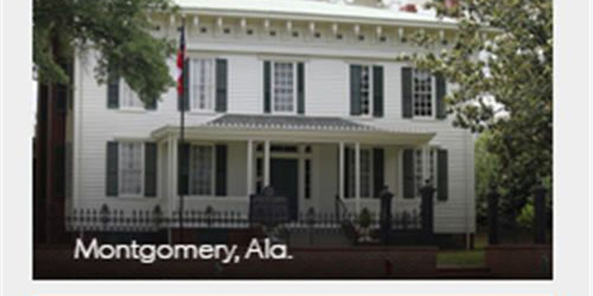 Help Montgomery win 'best destination for history buffs' title