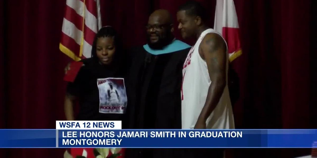 Diploma awarded to late Lee High School senior to drowned