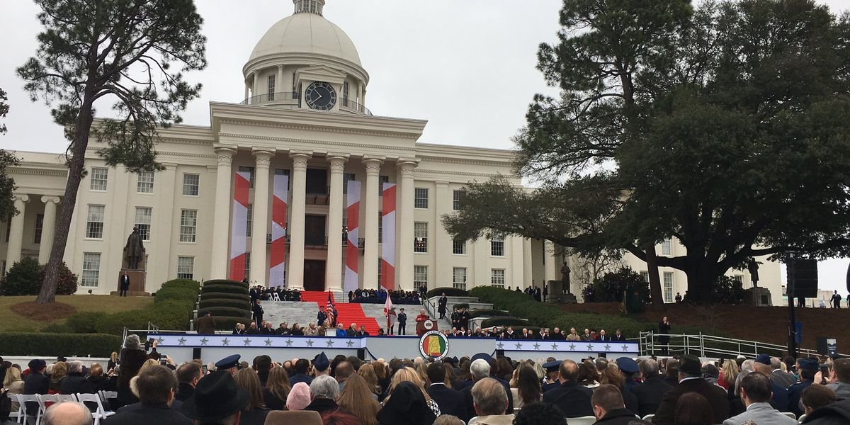 AL Gov. Ivey: 'Because in Alabama, anything is possible'