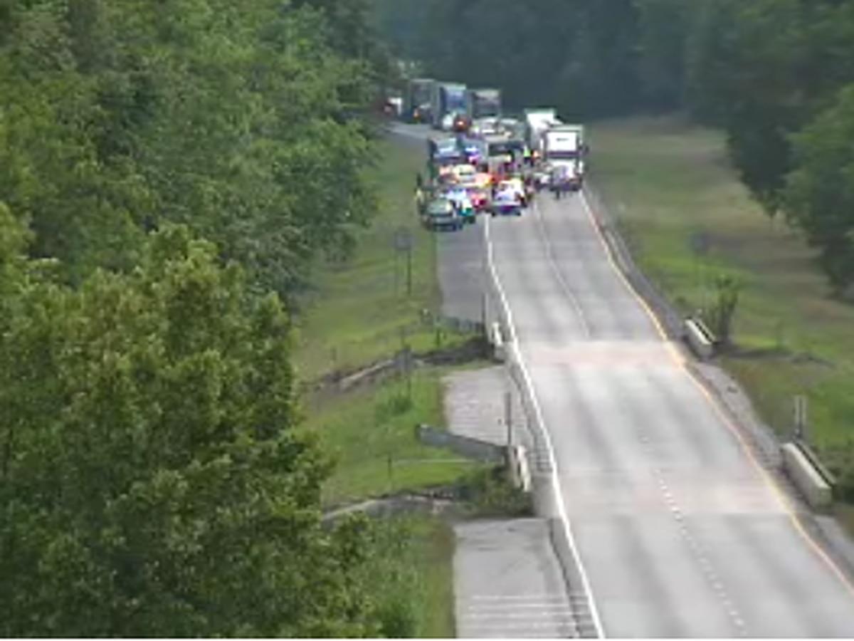 Lawsuit filed after motorhome crash kills Montgomery couple