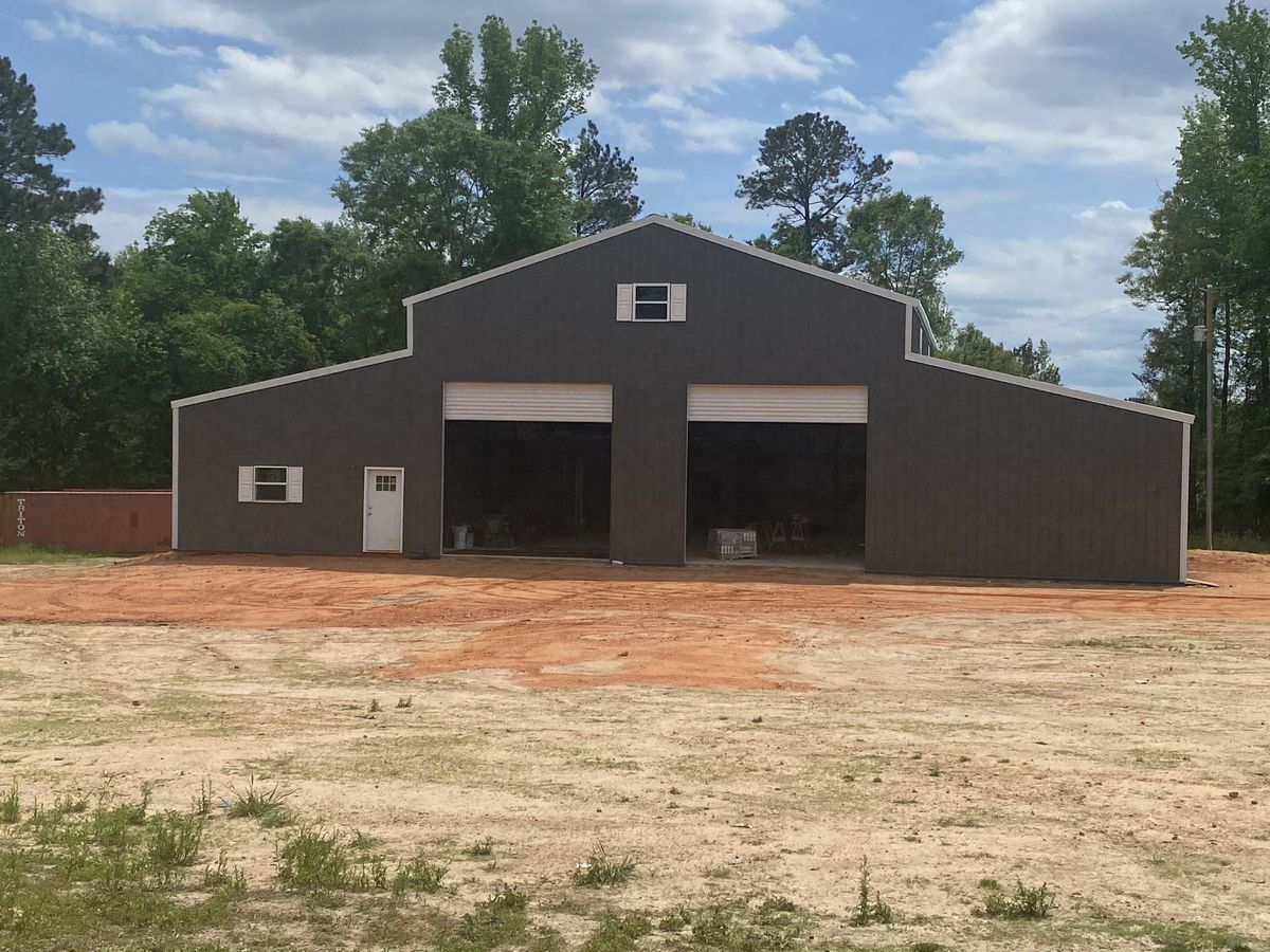 Wetumpka couple prepares to move into barndominium