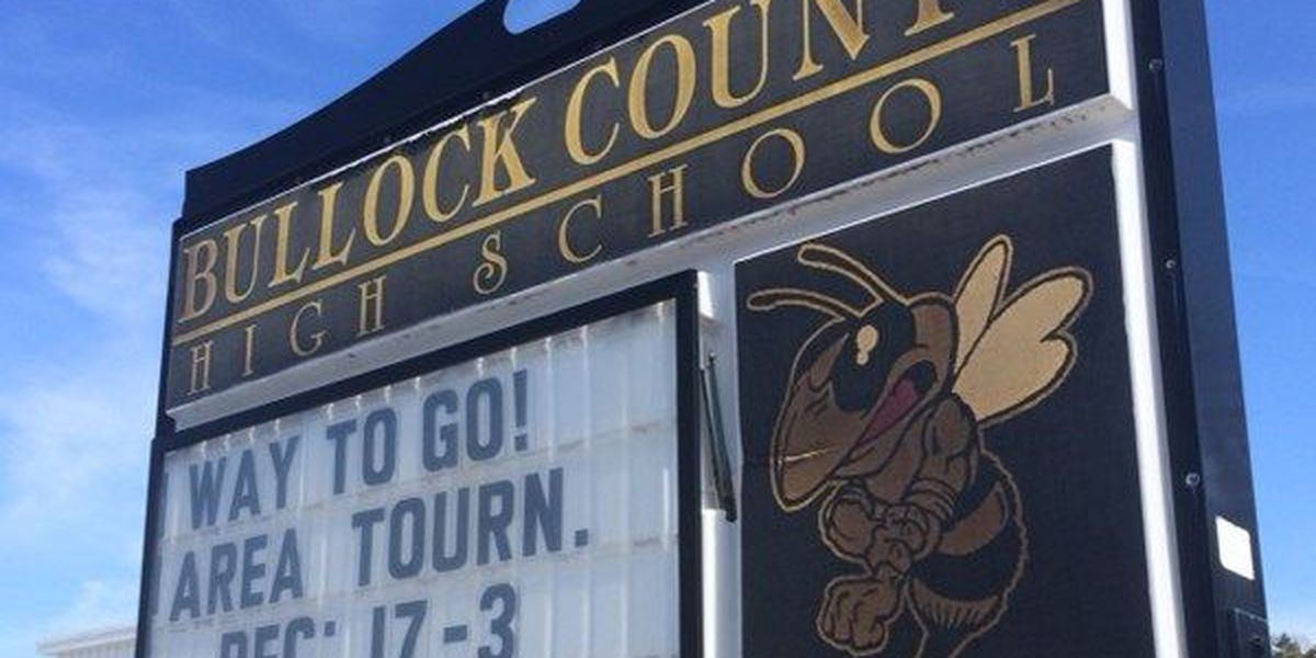 Girl charged with making terrorist threats against Bullock County schools
