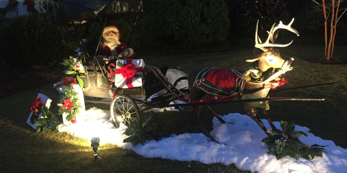 Opelika's Victorian Front Porch Christmas tour starts