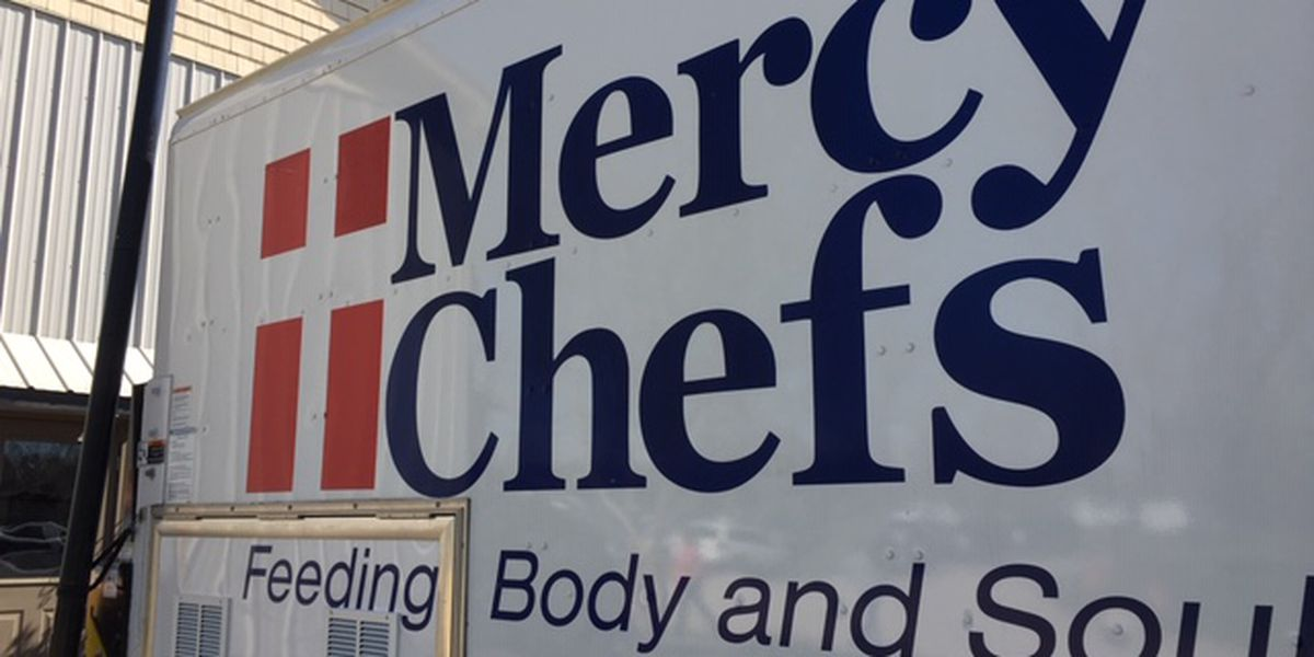 Mercy Chefs founder inspired by Katrina to help the suffering in Lee County