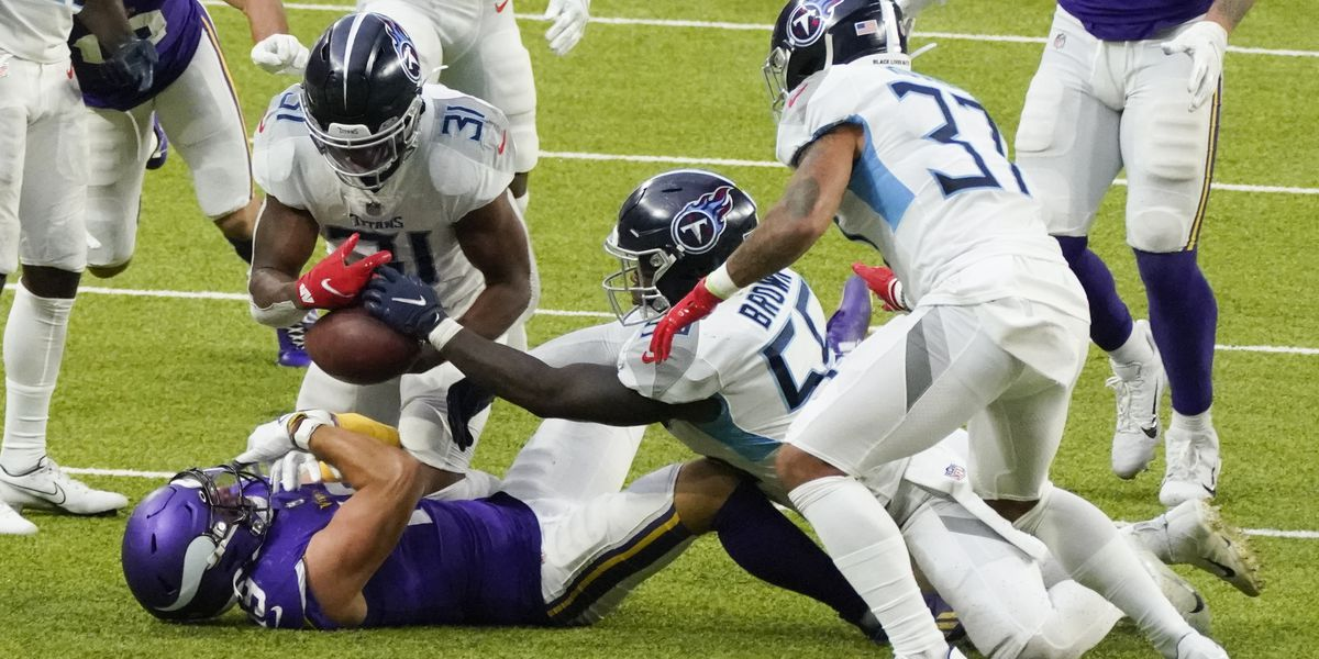 AP source: Titans have 2 new positives, none for rest of NFL