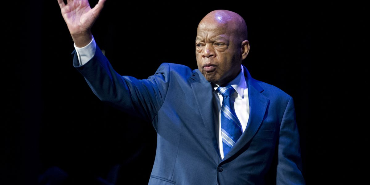 District attorney shares impact of meeting civil rights giant John Lewis