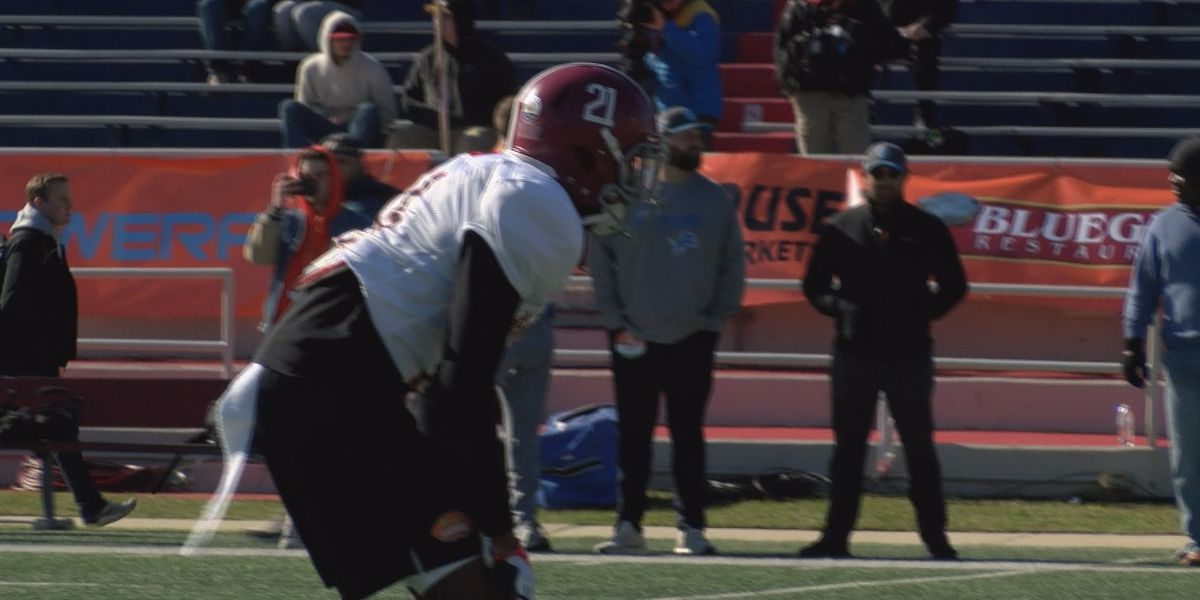 Jared Mayden relying on versatility at Senior Bowl