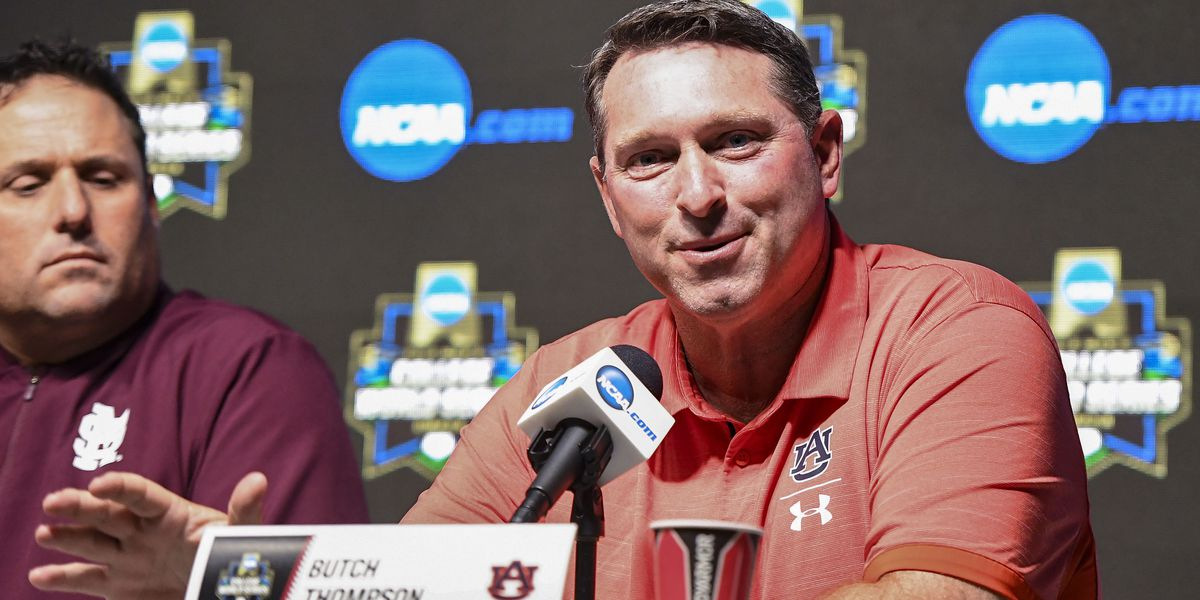 Auburn and Alabama meet for crucial SEC series