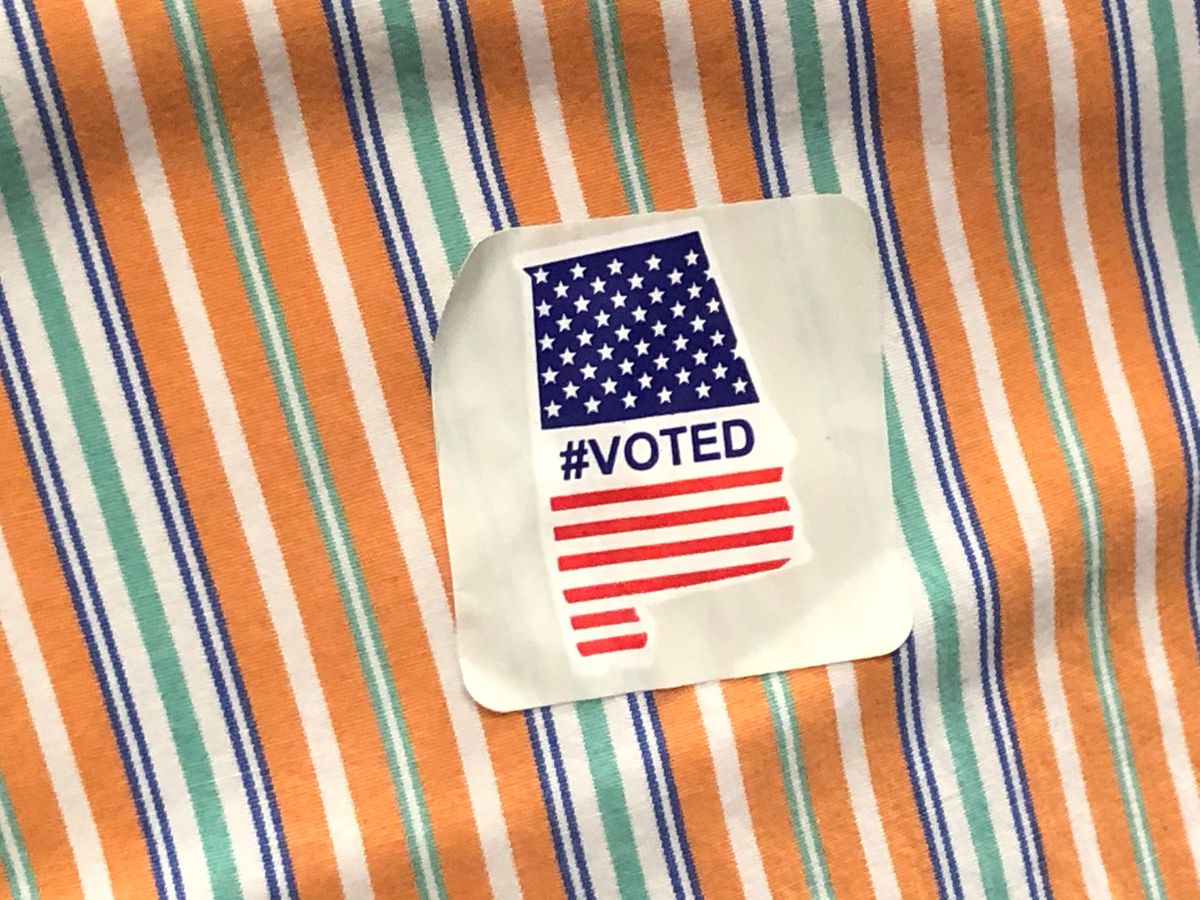 Monday is last day to register to vote in upcoming Alabama election